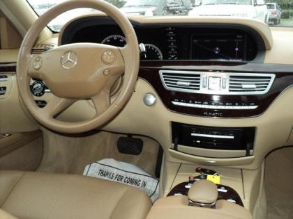 2007 S550 For Sale >> Export Used 2007 MERCEDES BENZ S550 4MATIC - BLACK ON BEIGE