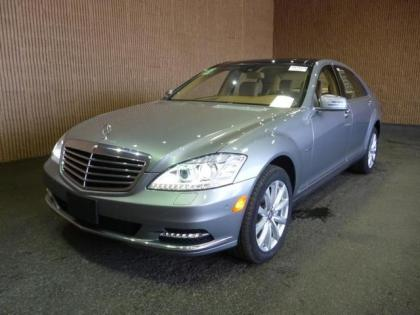 2012 MERCEDES BENZ S350 BLUETECH - BLUE ON BEIGE