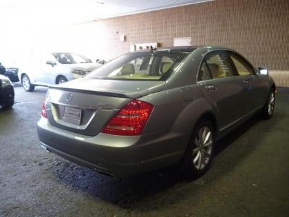 2012 MERCEDES BENZ S350 BLUETECH - BLUE ON BEIGE 2