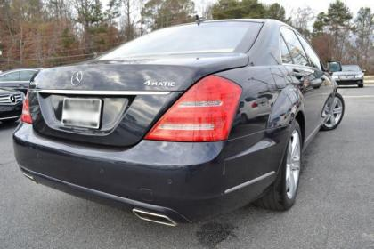 Export used 2010 mercedes benz s550 4matic black on beige for Mercedes benz s550 4matic 2010