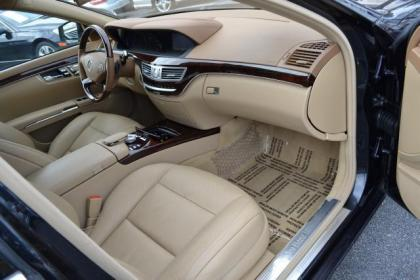 2007 Mercedes S550 For Sale >> Export Used 2010 MERCEDES BENZ S550 4MATIC - BLACK ON BEIGE