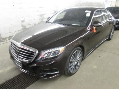 2015 MERCEDES BENZ S550 4MATIC - BLACK ON BLACK 8