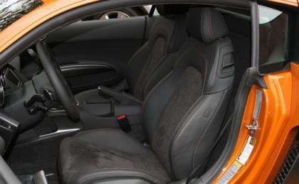 2012 AUDI R8 GT - ORANGE ON BLACK 4