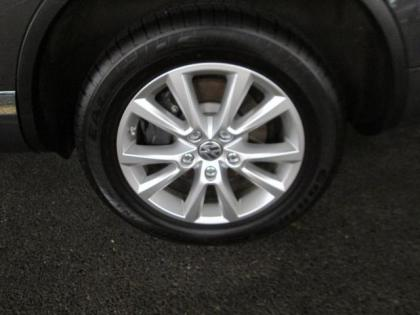 2013 VW TOUAREG COMFORT - GRAY ON BLACK 7